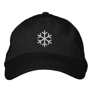 Snowflake Baseball Cap