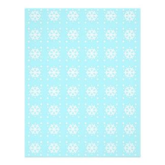 Snowflake 21.5 Cm X 28 Cm Flyer