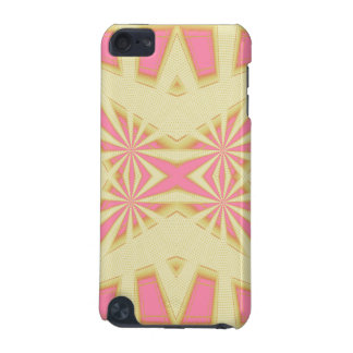 Snowflake - Geometric Abstract iPod Touch 5G Cover