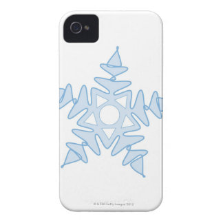 Snowflake iPhone 4 Cover