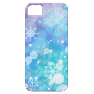 Snowflake iPhone 5 case