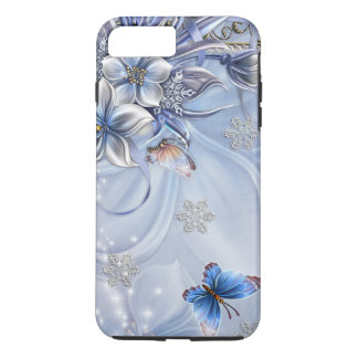 Snowflake iPhone 8 Plus/7 Plus Case