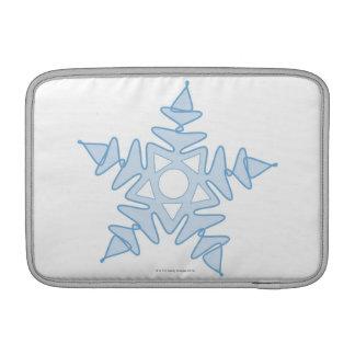 Snowflake MacBook Sleeve