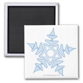 Snowflake Magnet