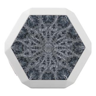 Snowflake Mandala Boombot Speakers