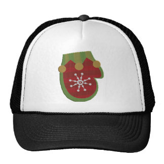 Snowflake Mitten Hats