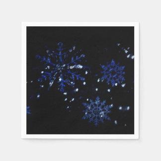 Snowflake Napkin Paper Serviettes