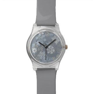 Snowflake Pattern Watch