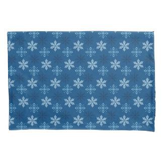 Snowflake Pillow Cases