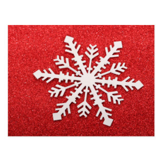Snowflake Post Cards