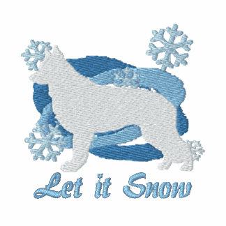 Snowflake Shiloh Shepherd Embroidered