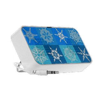 Snowflake Speaker