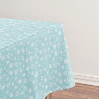Snowflake Tablecloth