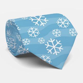 snowflake, tie