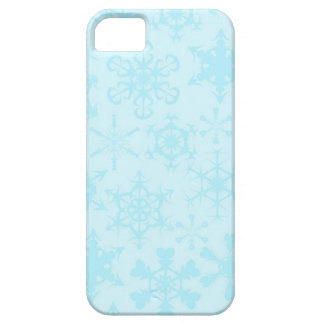 Snowflakes Barely There iPhone 5 Case