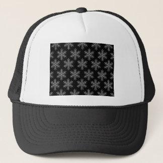 Snowflakes Cap
