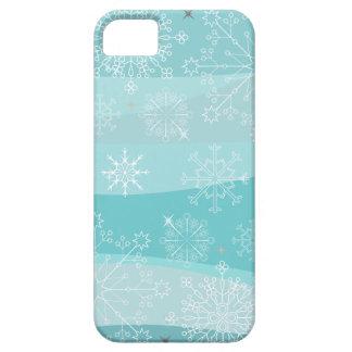 Snowflakes Christmas Phone Case