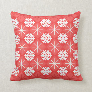Snowflakes Cushion