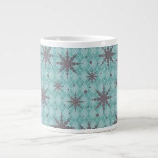 Snowflakes Extra Large Mug