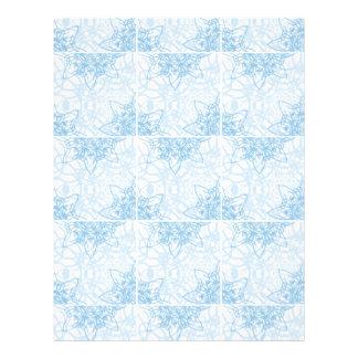 Snowflakes Fall 21.5 Cm X 28 Cm Flyer