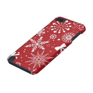 Snowflakes in Heart iPod Touch (5th Generation) Cover