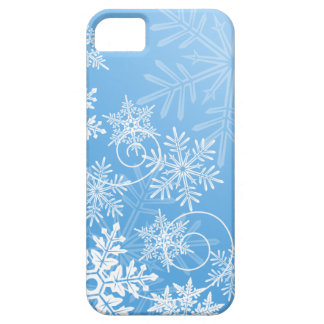 Snowflakes iPhone 5/5S Case