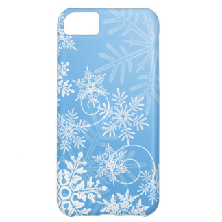 Snowflakes iPhone 5 Case