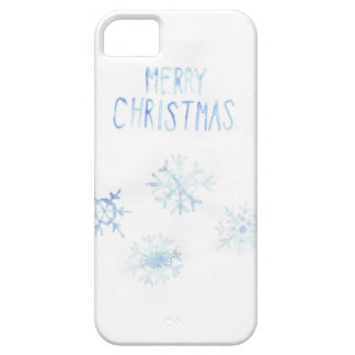 Snowflakes iPhone 5 Cover