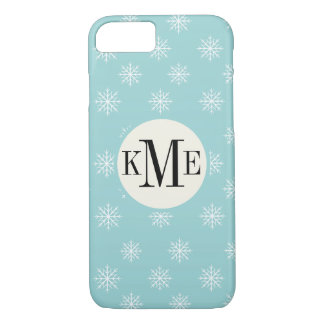 Snowflakes iPhone 8/7 Case