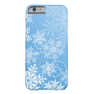 Snowflakes iPhone case