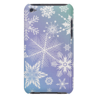 SNOWFLAKES iPod Touch Case-Mate Case