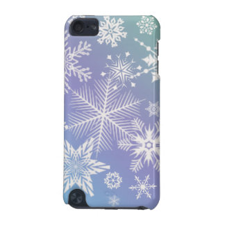 SNOWFLAKES iPod Touch Speck Case