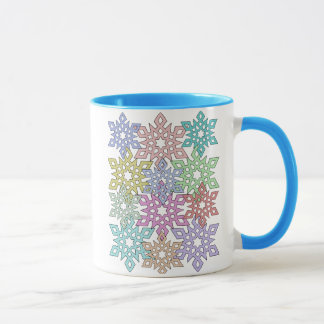Snowflakes! Mug