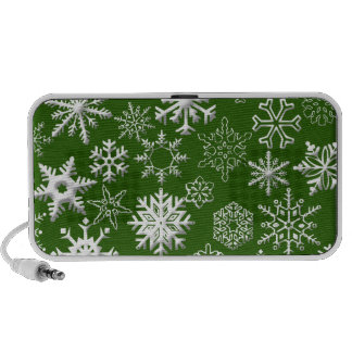 Snowflakes Mp3 Speaker
