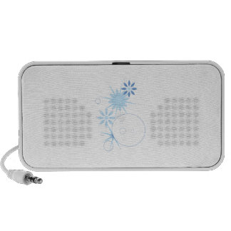 Snowflakes Speaker System
