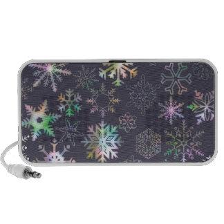 Snowflakes Mini Speaker