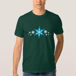 snowflakes stars fantasy2w tee shirts