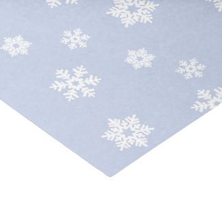 Snowflakes Tissue Paper