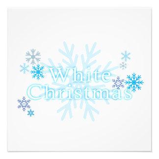 Snowflakes White Christmas Magnet Mouse Pad Mugs Photographic Print