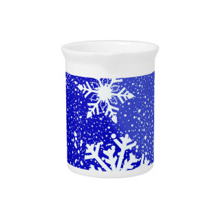 Snowing Pitcher