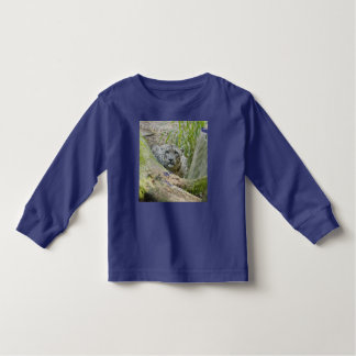 SnowLeopardBCR011 Toddler T-Shirt