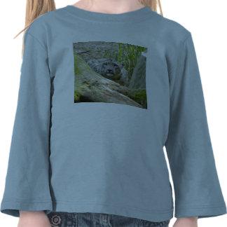 SnowLeopardBCR011 T Shirts