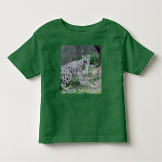 SnowLeopardM009 Toddler T-Shirt
