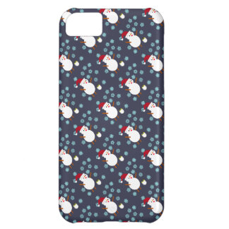 Snowman and Penguin iPhone 5C Case