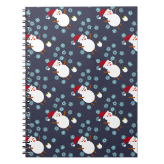 Snowman and Penguin Notebooks