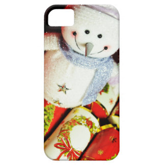 Snowman Barely There iPhone 5 Case