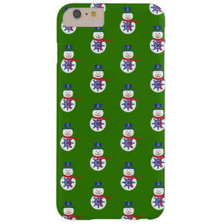 snowman barely there iPhone 6 plus case