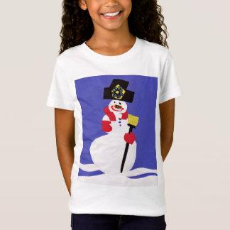 Snowman by VictoriaShaylee T-Shirt