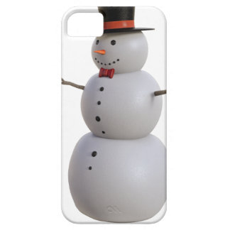 Snowman Case For The iPhone 5