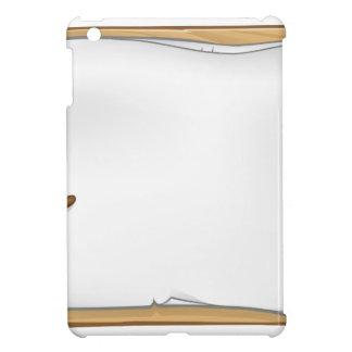 Snowman Christmas Cartoon Sign Cover For The iPad Mini